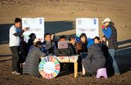 World renowned cashmere brands discussed sustainability with Mongolian herders